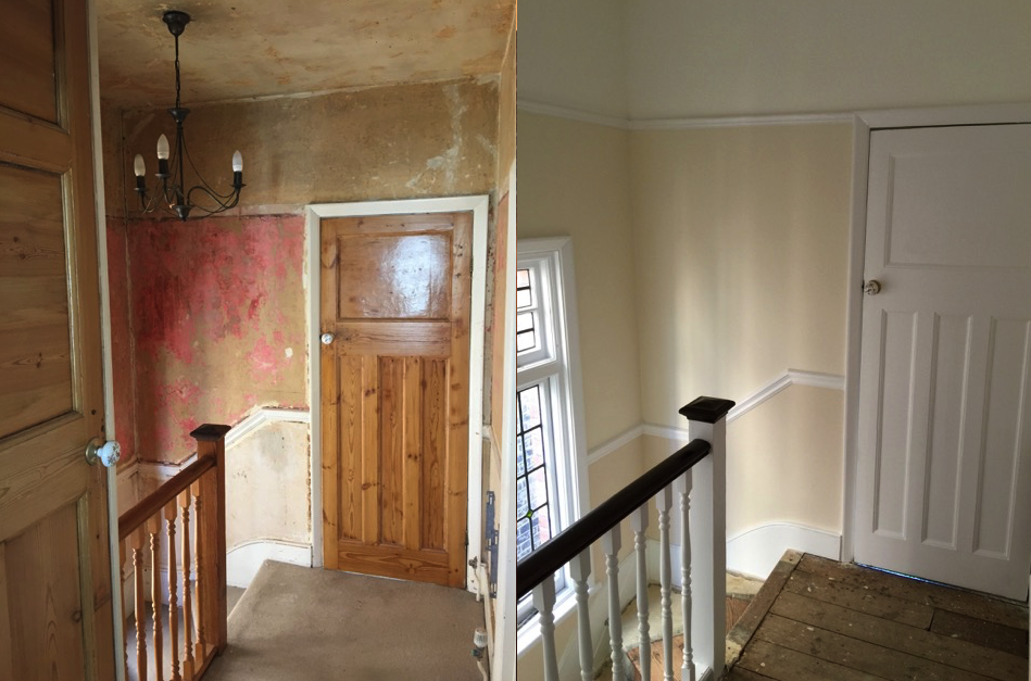 House painting and decoration services
